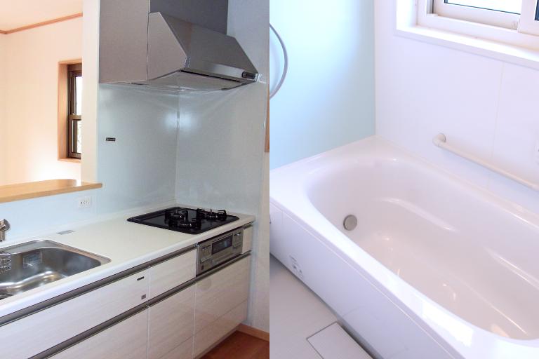 トクピカプラン(キッチン+浴室)